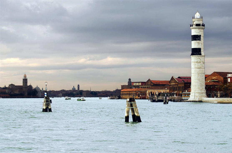Venezia, Isola di Murano, Faro.