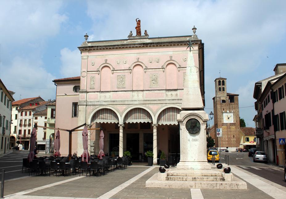 Piove di Sacco (Pd), Teatro Filarmonico Comunale.