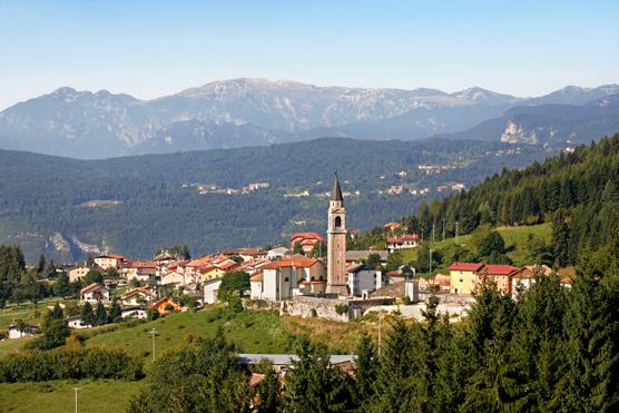 Rotzo (Vi), Panoramica.