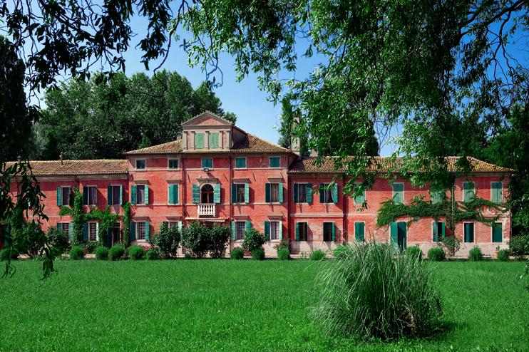 Taglio di Po (Ro), Villa Ca' Zen