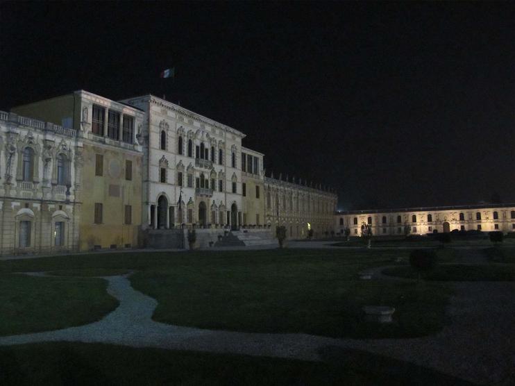 """Regione del Veneto, adesione all'iniziativa """"Ora della Terra"""" (Earth Hour), 25 marzo 2017."""