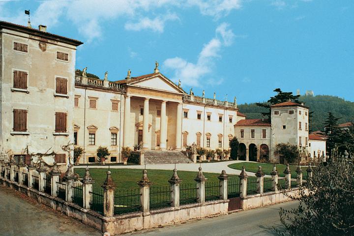 Verona, Illasi. Villa Pompei-Carlotti.