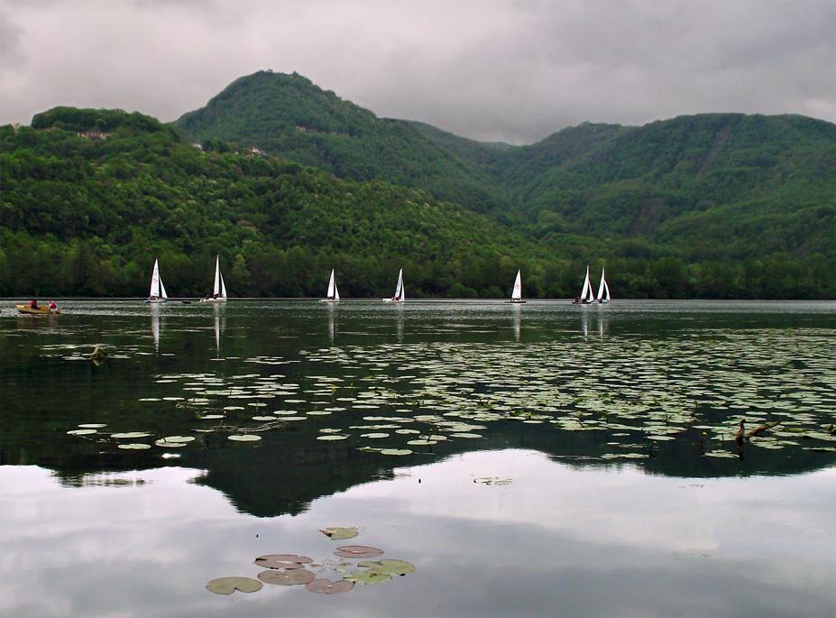 Arcugnano (Vi), Lago di Fimon.
