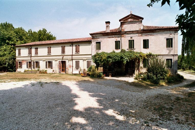 Casale di Scodosia (Pd), Casa Dalla Francesca.