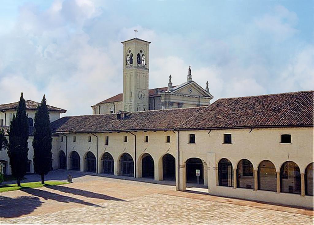 Legnaro (Pd), Corte Benedettina.