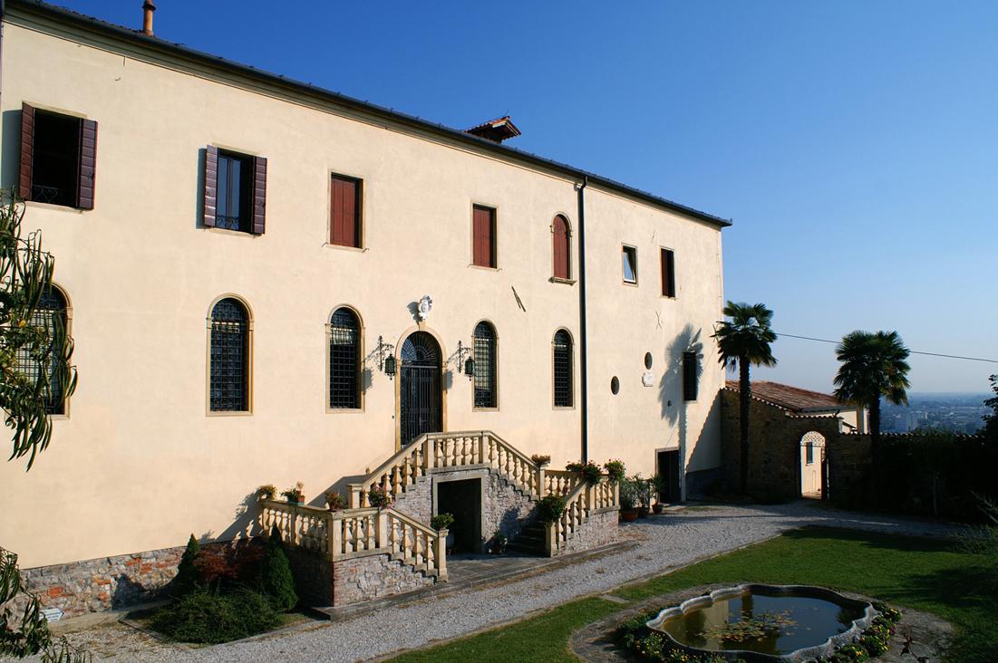 Abano Terme (PD), Monastero di San Daniele in Monte.