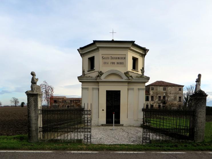 Guarda Veneta (Ro), Oratorio della Madonna della Salute