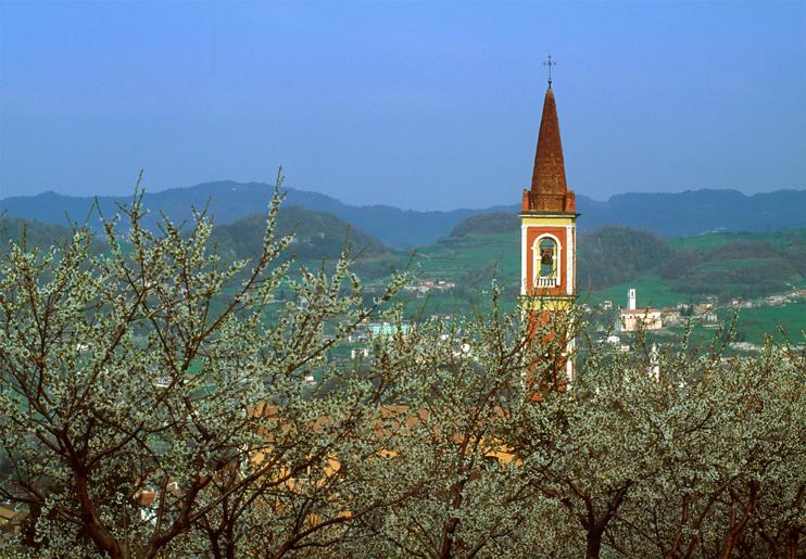 Vestenanova (Vr), Località Castelvero.