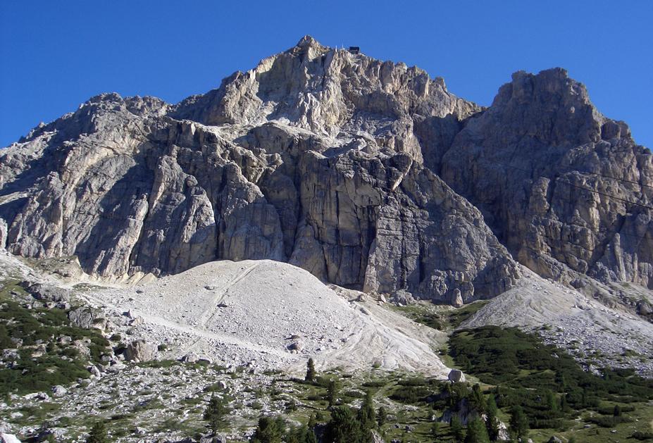 Monte Lagazuoi Piccolo (Bl)