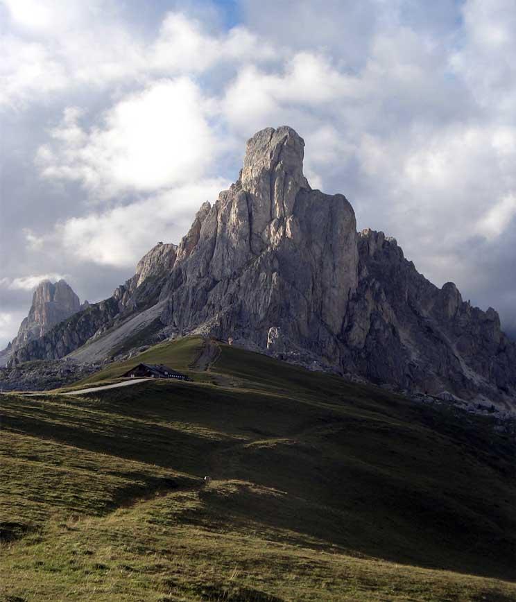 Gruppo del Nuvolau (Bl), La Gusèla.