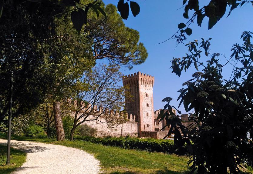 Lozzo Atestino (Pd), Castello di Valbona.