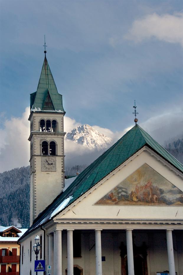 Santo Stefano di Cadore (Bl), Chiesa parrocchiale.