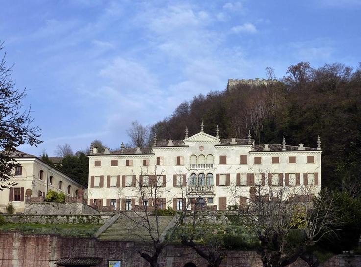 Asolo (Tv), Villa Scotti-Pasini.