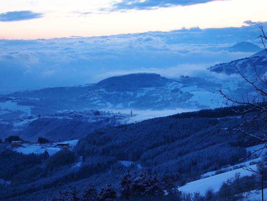 Conco (Vi), Altopiano di Asiago.