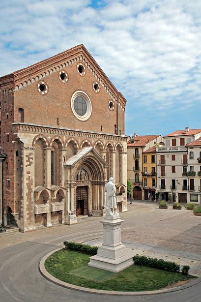 Vicenza, Tempio di San Lorenzo.
