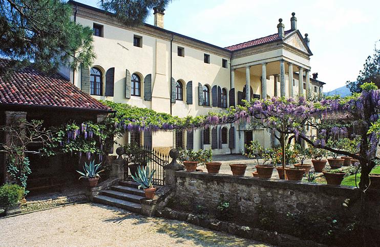 Vo' Euganeo (Pd), Villa Sceriman.