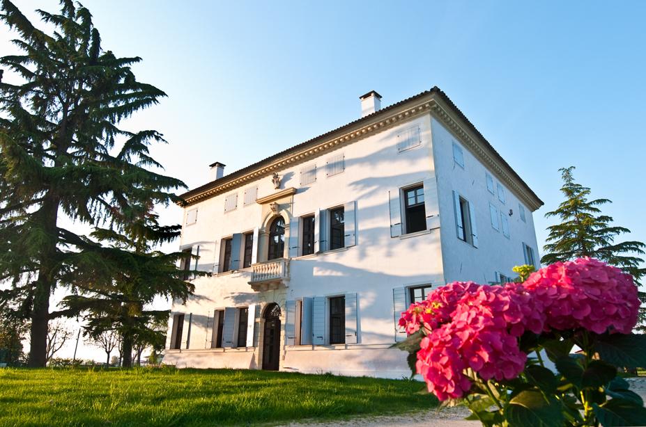Gognano di Villamarzana (Ro),Villa Cagnoni Boniotti.
