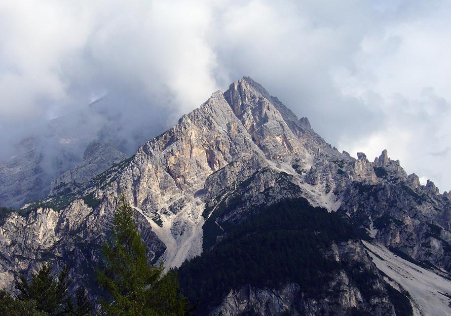Monte Antelao (Bl).