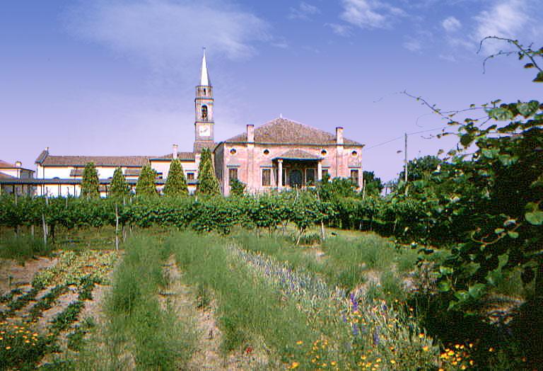 Panarella (Ro), frazione di Papozze, Villa Lardi.