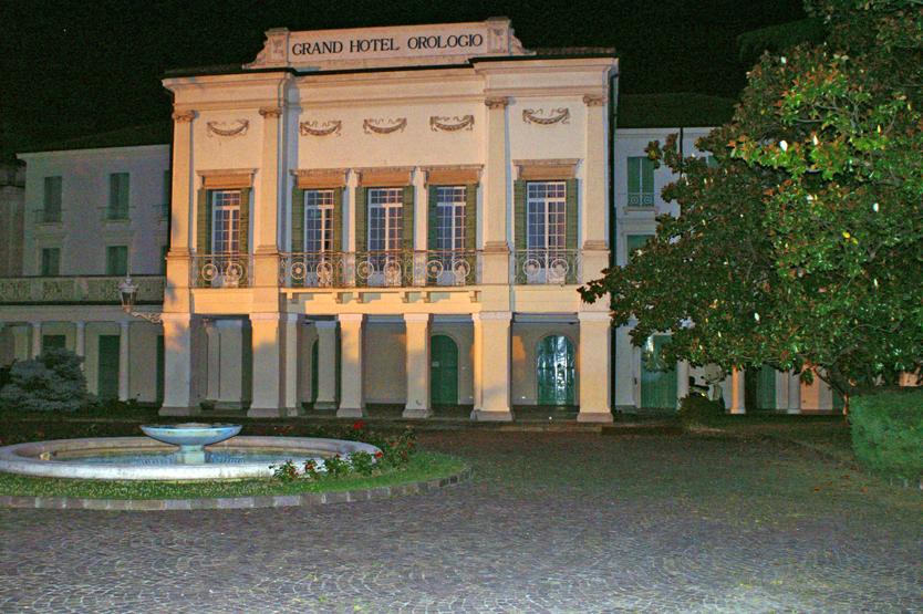 Abano Terme (Pd), Grand Hotel Orologio.
