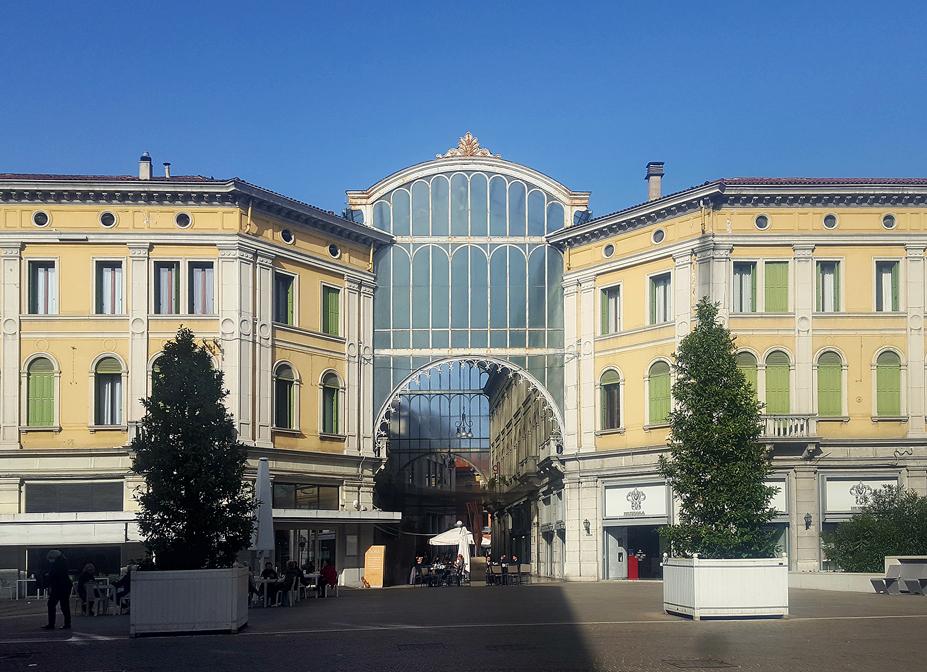 Mestre-Venezia (Ve), Galleria Matteotti.
