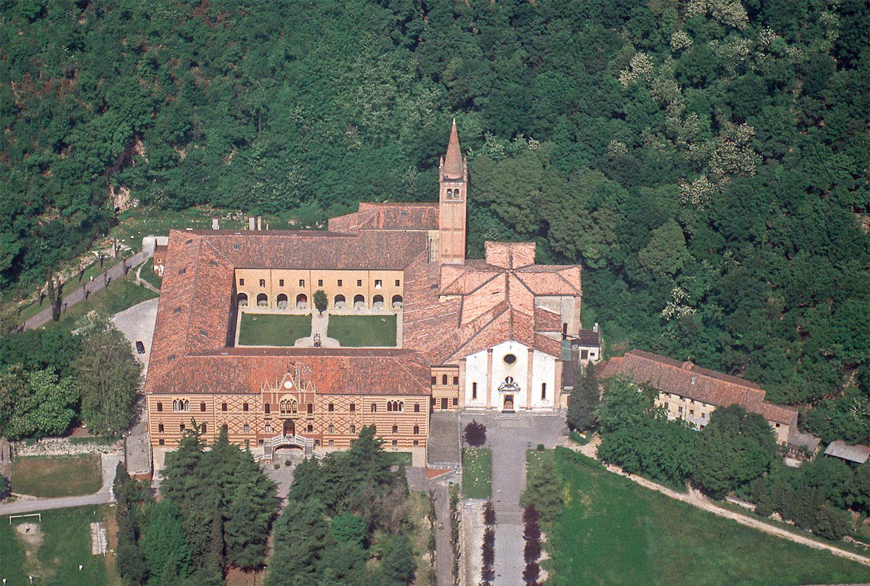 Abano Terme, località Monteortone (Pd), Santuario della Beata Vergine della Salute