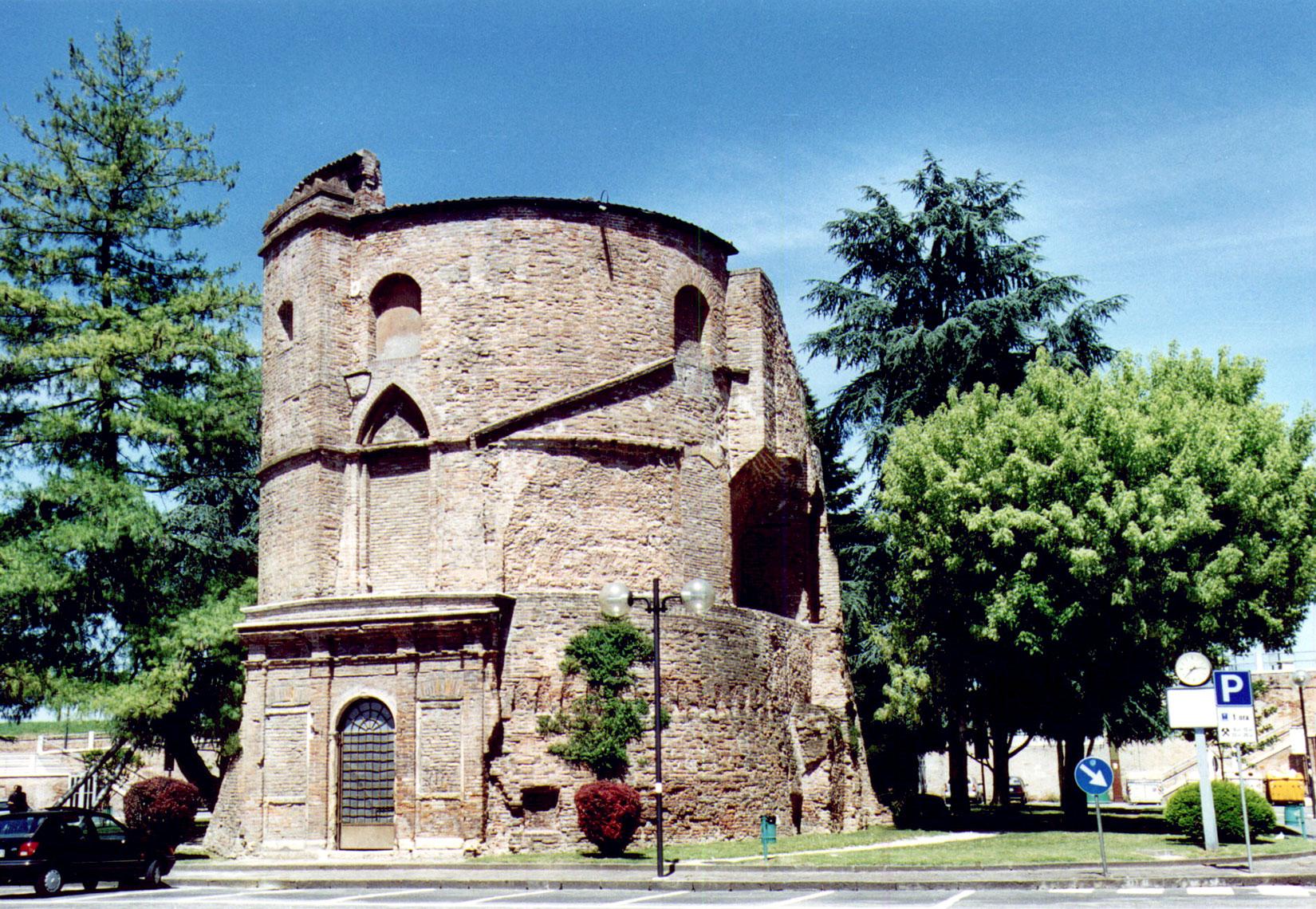 Legnago (Vr), Piazza della Libertà, Torrione