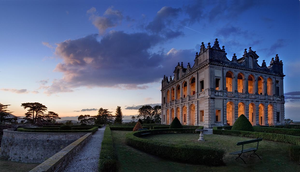 """Selvazzano Dentro (Pd),Villa Emo Capodilista detta """"La Montecchia""""."""