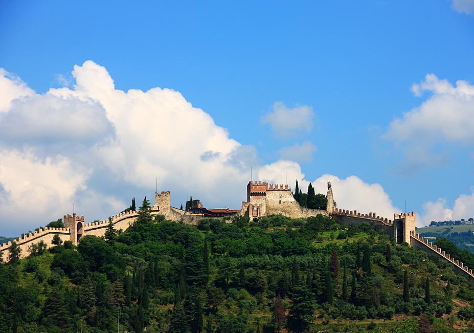 Marostica (Vi), Castello Superiore.