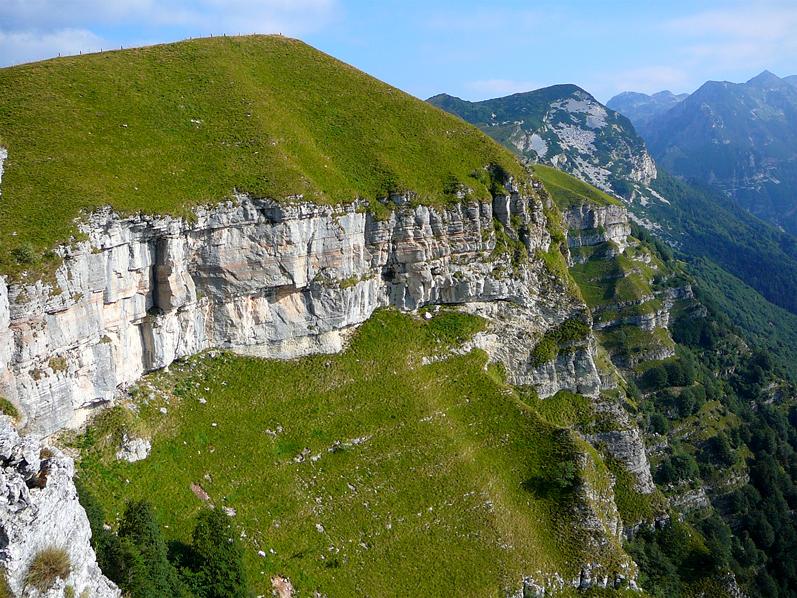 Monte Grolla (Vr), Parco Naturale Regionale della Lessinia.