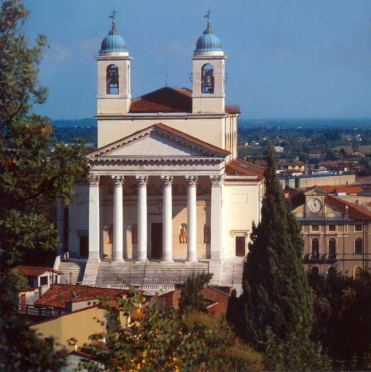 Schio (Vi), Duomo di San Pietro Apostolo.