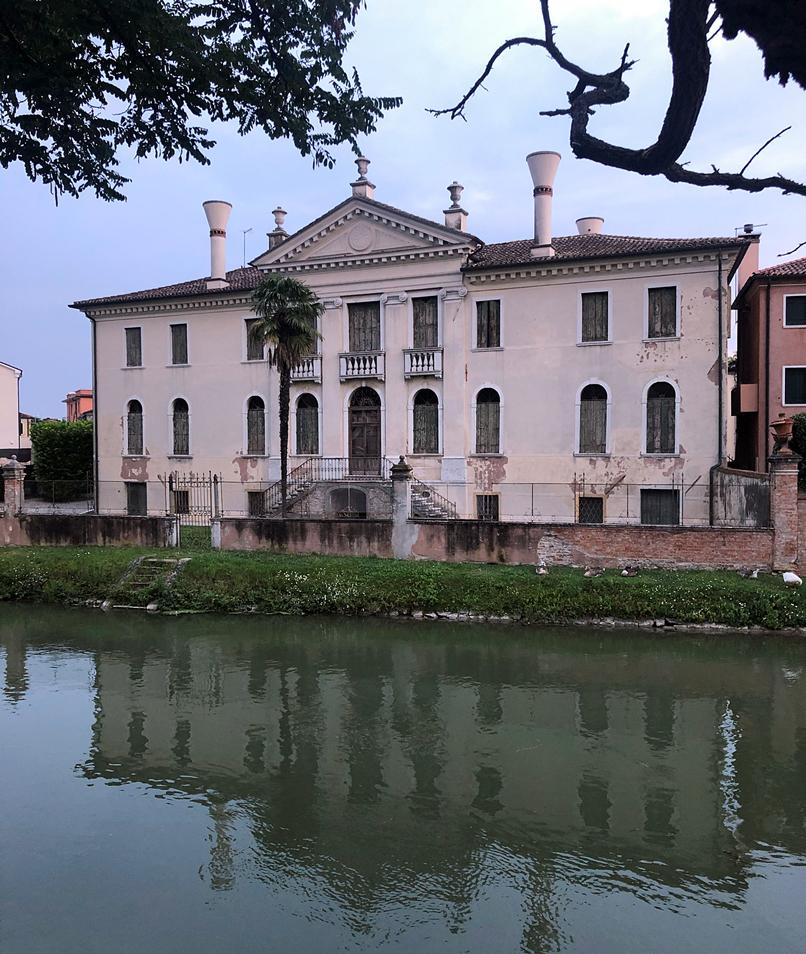 Dolo (Ve),Villa Andreuzzi Bon.