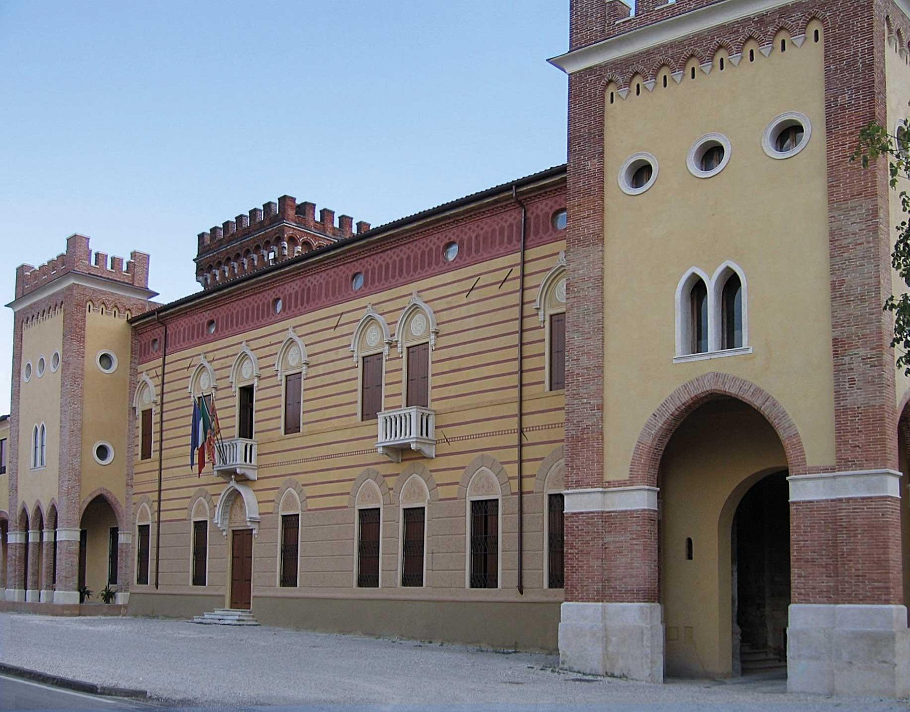 Villa Negri De Salvi