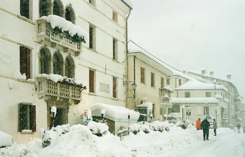 Valstagna (Vi), Palazzo Perli, Museo Etnografico Canal di Brenta