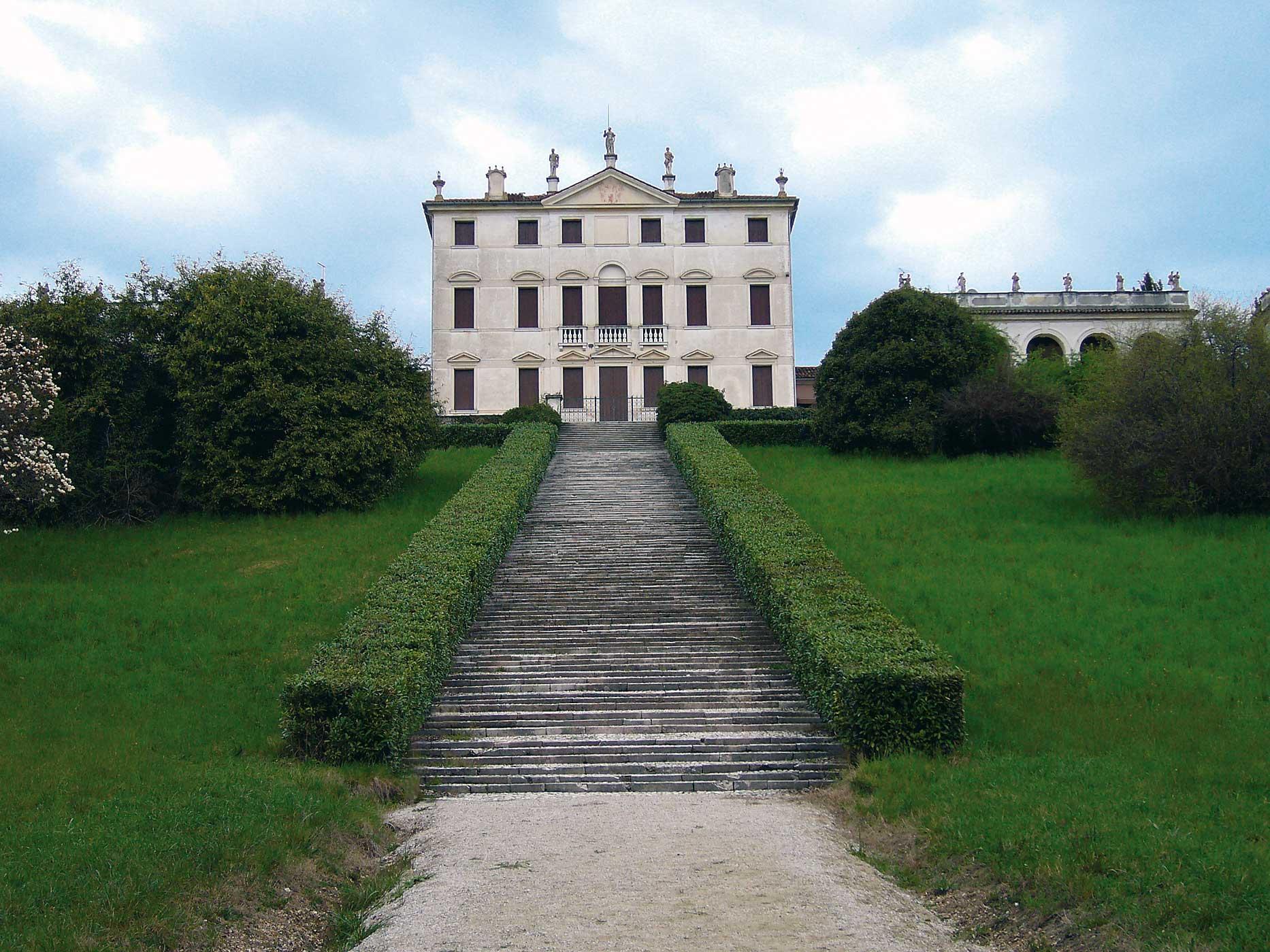 Mussolente (Vi), Villa Negri Piovene.